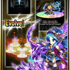 Brave Frontier - Services Zel & Karma + Level Up - DaunerGames